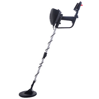 Metal Detector Deep Sensitive Search Gold Digger Hunter 6.5 inch MD-4030 Q2 X8L7