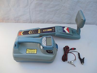 Radiodetection RD7000 DL TX-3 Cable Pipe Locator