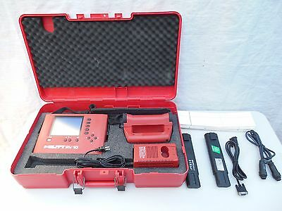 Hilti Ferroscan FS10 with RV 10 and RS 10 Concrete Rebar Scanner