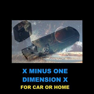 Enjoy X Minus One & Dimension X In Your Car Or Home. 179 Old Time Radio Shows