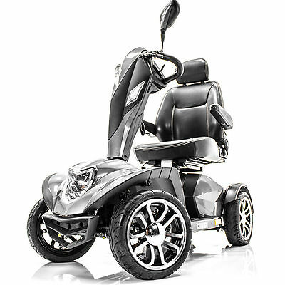 """NEW COBRA GT4 Heavy Duty 20"""" Power Electric Mobility Scooter 4-wheel"""