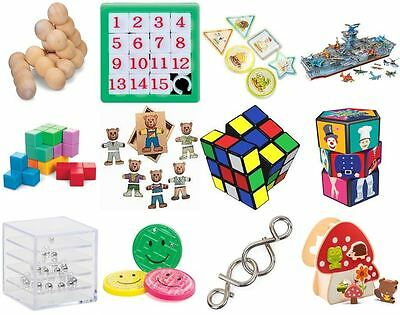 Puzzle Snake Number Pyramic Maze Link Cube Cross Farm