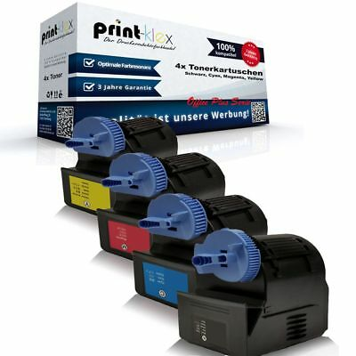 4 Alternative Toner Cartridges for Canon IRC cexv21 Remanufactured color-office