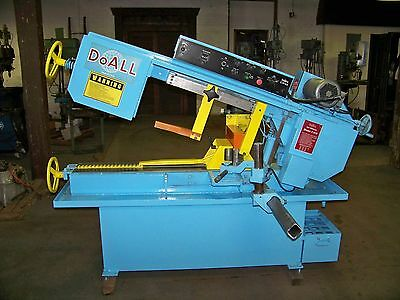 Doall C-916A Automatic Band Saw, Very Nice Machine