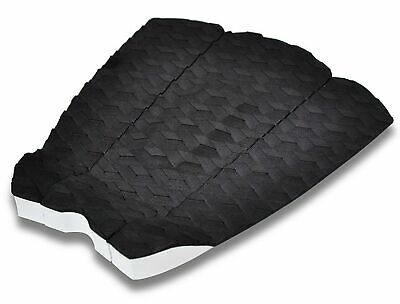 Surf Squared Surfboard Traction Pad3-Piece Diamond Grip Stomp Pad for Shortbo