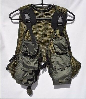 Boy Scouts Hiking Fishing Survival Mesh Vest