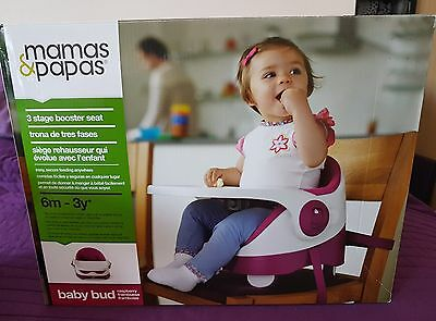 Mamas And Papas Baby Bud Booster Feeding Chair
