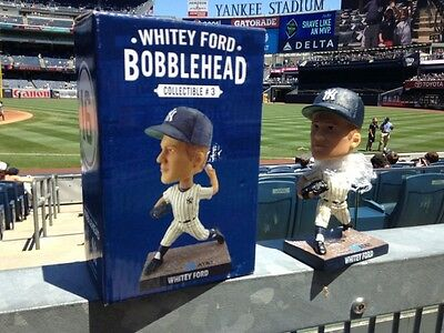 Whitey Ford Bobble Head Bobblehead New York Yankees Sga 7/9/17 Limited Edition D