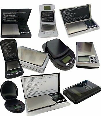 All Types Digital Pocket Herbs Kitchen Jewellery Weighing Scales 400g x 0.01g