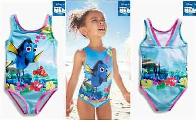 Marks And Spencer Toddler Girls Swimsuit Swim Suit Costume 18 24