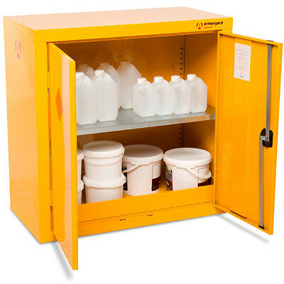 Armorgard SafeStor HFC3 Hazardous Chemical Cupboard (900 x 465 x 900) Incl VAT