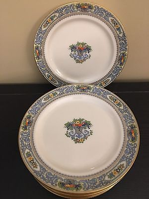 "Lot Of 11 Lenox Autumn 9"" Luncheon Plates"
