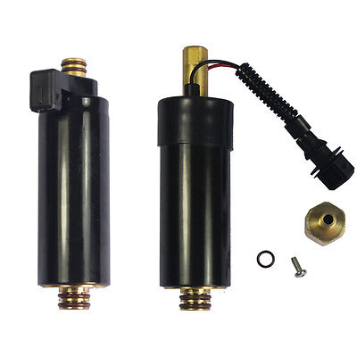 2 PCS Electric Fuel Pump Assembly 21608511 High Low For Volvo Penta 5.7 5.0 4.0
