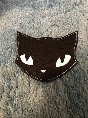 Emily The Strange Cat Shaped Coin Pouch