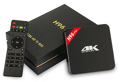 MXQ PLUS Android Octacore S912 TV BOX  2 GB RAM Android 6.0 Kypton V 17.3