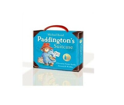Paddington Suitcase | Michael Bond