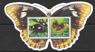 Pitcairn Islands Sgms687 2005 Butterfly Mnh