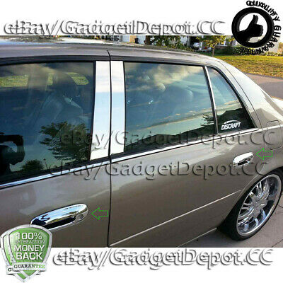 For 2002 2003 2004 2005 2006 2007 Cadillac CTS Chrome Door Handle Covers