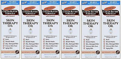Palmers Cocoa Butter Formula Skin Therapy Oil 150ml- X6 PACK