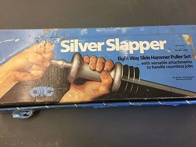 Otc Silver Slapper 8 Way Slide Hammer 1179 Brand New!