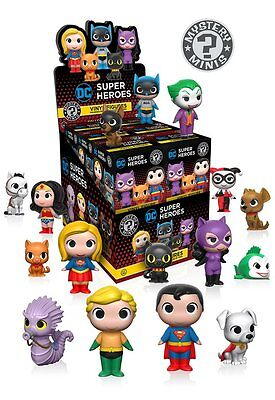 Funko DC Heroes And Pets Mystery Minis You Choose Complete Your Set From 2016