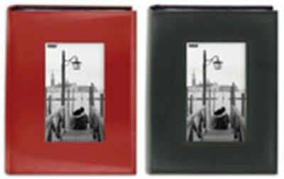 Pioneer Photo Albums FRM-246 Photo Album Frame With 200 Photo Pockets Assorted C