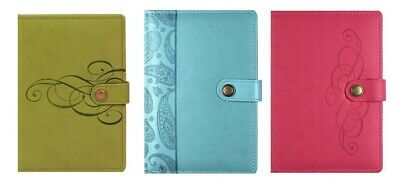 CR Gibson MJ16A-8 Debossed Soft Leatherette Journal Assorted Colors
