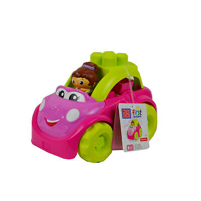 Mega Bloks First Builders Lil' Vehicle - Catie Convertible