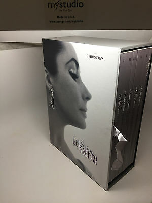 Elizabeth Taylor Christie's Auction House  Catalog Set Of Six Limited Edition