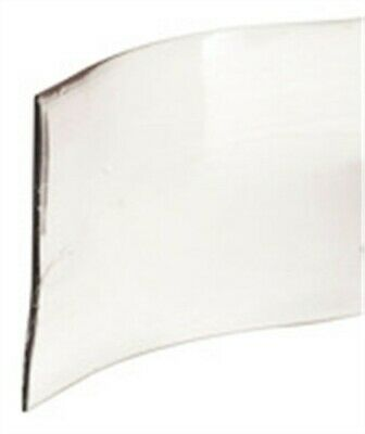 "Prime Line M6226 1-1/2"" X 36"" Clear Vinyl Shower Door Bottom Sweep"