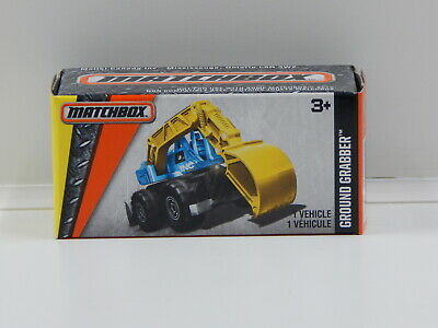 1:64 Ground Grabber - Made in Thailand Matchbox DNK91
