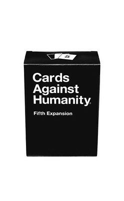 Cards Against Humanity Card Game Expansion Pack Fifth Expansion