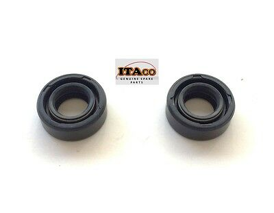 2X OIL SEAL fit Tohatsu Nissan Outboard 369-60111 Engine 4 - 9.8HP 15 x 28 x 10