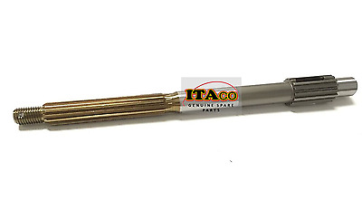 Propeller Prop Shaft 362-64211-0M 1 fit TOHATSU NISSAN Outboard 9.9HP 15HP 18HP