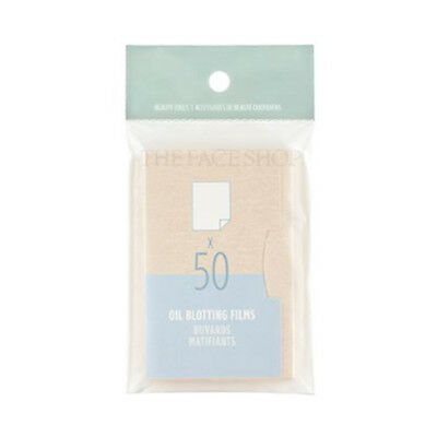 [THE FACE SHOP] TFS Daily Beauty Tools 3M Oil Film_50 sheets