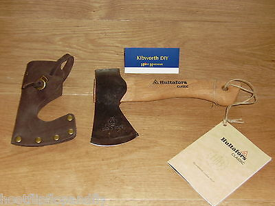 Hultafors Classic Mini Hatchet Axe Stick Chopper Kindling Bushcraft 840760 Camp