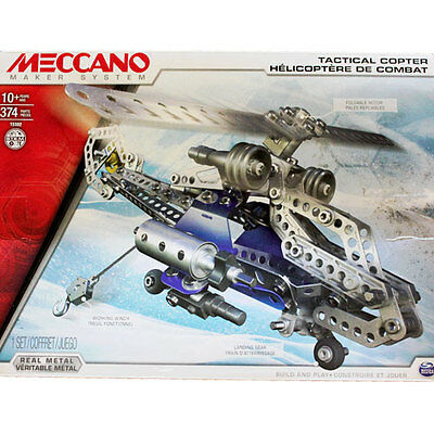 Meccano Tactical Copter