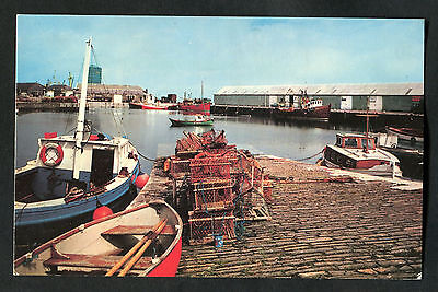 C1970s View: Boats, Kirkwall Harbour, Orkney
