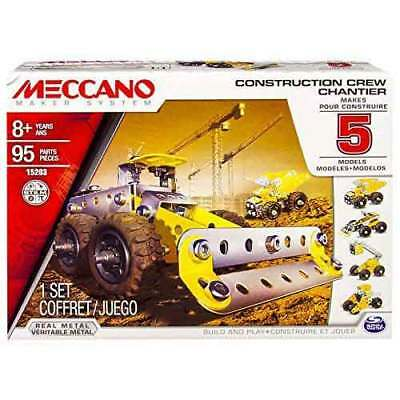 Meccano 5 Model Set