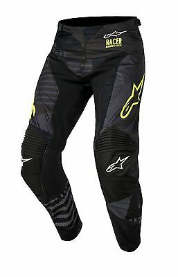 Alpinestars Tactical Hose 201 Black Yellow Fluo Motocross Enduro NEU