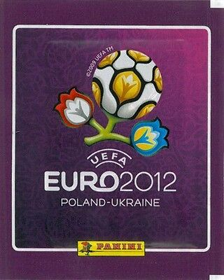 Panini Euro 2012 Stickers - Pick 10 Including Shiny Foils - UPDATED LIST
