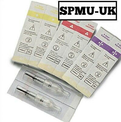 SPMU Needles for Semi Permanent Make Up Tattoo Eyebrow Lip