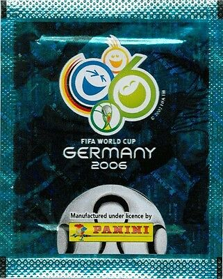 Panini World Cup 2006 Stickers - Pick 10 Including Shiny Foils - UPDATED LIST