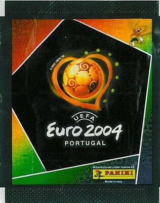 Panini Euro 2004 Stickers - Pick 10 Including Shiny Foils - UPDATED LIST
