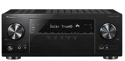 Pioneer VSX-832 5.1-Channel AV Receiver with Bluetooth and Ultra HD Pass-Through