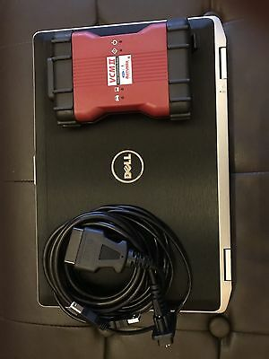 Ford Rotunda Dealer IDS VCM2 Laptop Scan Tool Package 105.01 & calibration 81