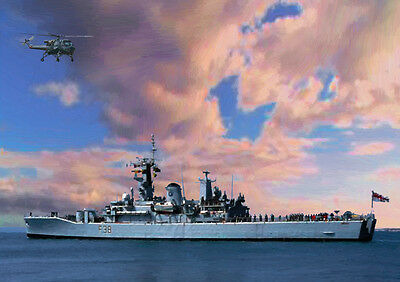 Hms Arethusa - Hand Finished, Limited Edition (25)