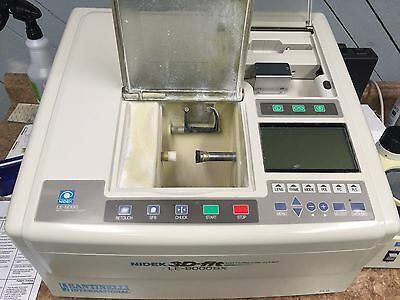 SANTINELLI NIDEK LE 9000SX Patternless Edger with Integrated Digital Tracer