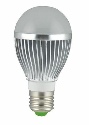 LAMPADINA A LED BULBO E27 led - 10w luce calda