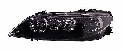 PHARE AVANT MAZDA 6 GG GY 6//2002-7//2005 CHROME SANS ANTIBROUILLARD CONDUCTEUR